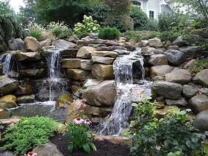 Custom Water Falls GI