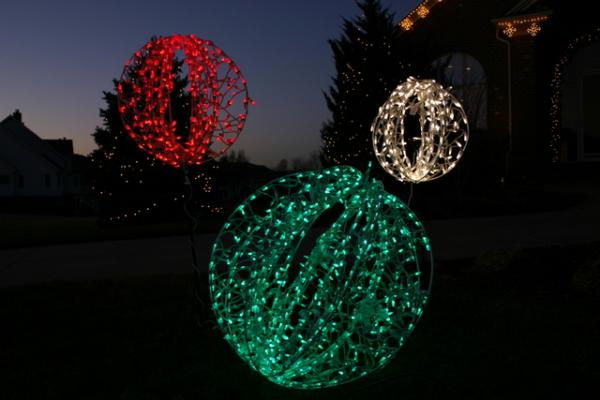 Holiday Lighting Displays