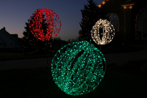 Holiday Lighting Displays