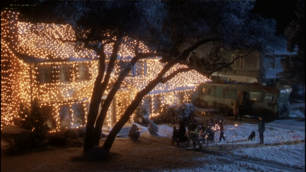 National Lampoons Christmas Vacation Holiday Home