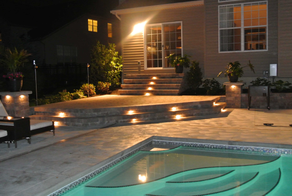 Patio Lighting Options Ideas