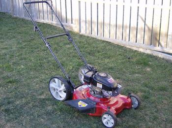 MTD Lawn Mower