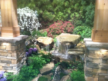 landscaping companies cleveland ohio waterfalls