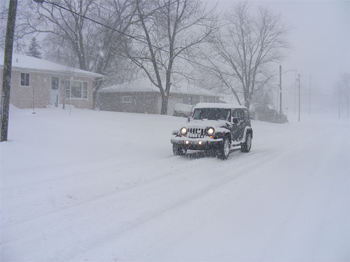 snow removal cleveland ohio