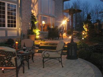 landscape lighting company cleveland ohio