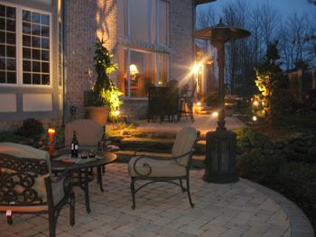 landscape lighting company cleveland ohio