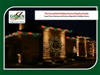 The Essential Holiday Home Display Guide Cover