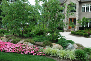 landscape maintenance services