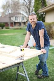 MATT MUENSTER From DIY Network's Bath Crashers and BATHtastic! series
