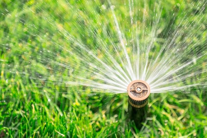 landscape-sprinkler-water