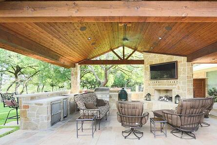 Blog 1 Covered Outdoor Kitchen Ideas for Year-Round Use-2