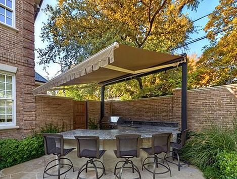 Blog 1 Covered Outdoor Kitchen Ideas for Year-Round Use
