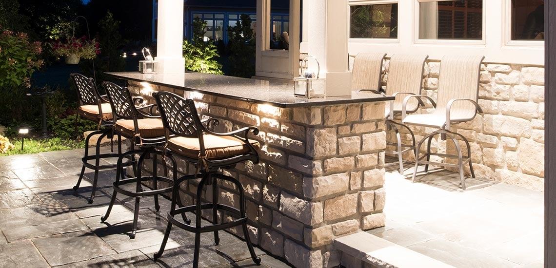 patio bar