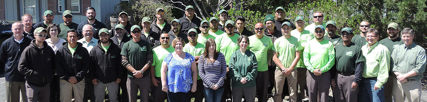 Join the Green Impressions landscaping employee team