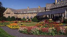 Hotel garden landscape management cleveland ohio joe schill green impressions