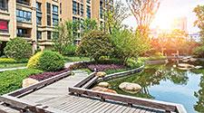 cleveland ohio apartment grounds management condominium maintenance green impressions joe schill