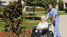 health care medical facilities grounds management cleveland hospitals and clinic