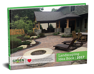 2017 Free Landscaping Idea Book Green Impressions Cleveland Ohio