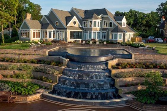 Water Ideas For Modern Landscape Design