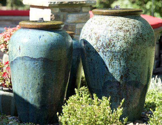 water-vase